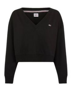 TOMMY JEANS MAGLIA V